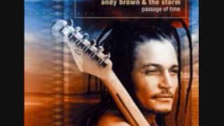Andy Brown Mapurisa