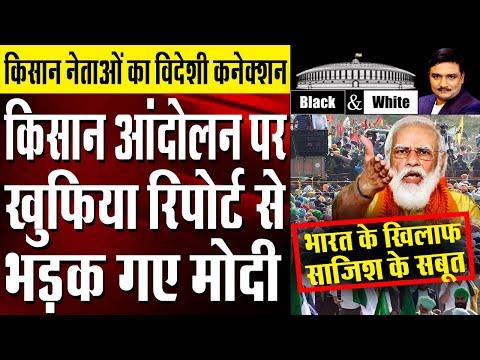 , title : 'Farmer Protest: Will PM Narendra Modi Act On IB Report | Dr. Manish Kumar | Capital TV