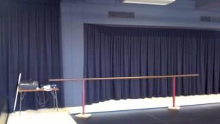 Lismore City Dance Curtain
