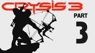 ► Crysis 3 | #3 | Psycho | CZ Lets Play / Gameplay [HD] [PC]