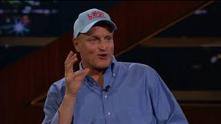 Woody Harrelson: LBJ | Real Time with Bill Maher (HBO)