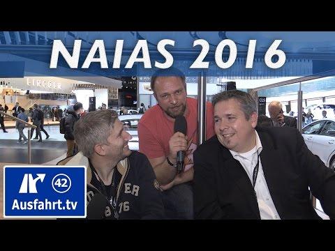 NAIAS 2016 – Die 10 Top-Highlights der Auto-Show in Detroit (Teil 1)
