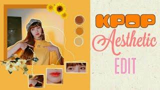 picsart editing kpop aesthetic - Thủ thuật máy tính - Chia