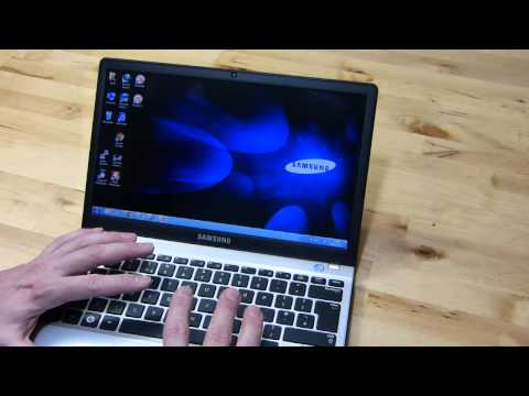 Samsung NP350 Overview and Impressions