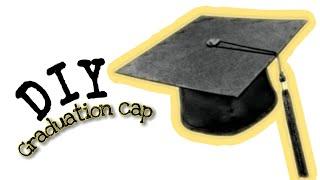 DIY Graduation Cap 👩🎓👨🎓| Graduation Cap | How To Make Graduation Cap In Home | Easy Paper Craft