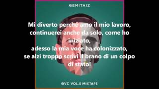 Gemitaiz   Rap Doom QCVC Vol 5 (Lyrics   Testo)