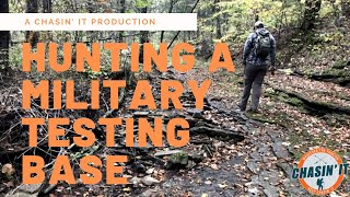 Hunting On A Military Testing Base