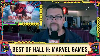 Best of Hall H: Marvel Games SDCC 2019 Panel!
