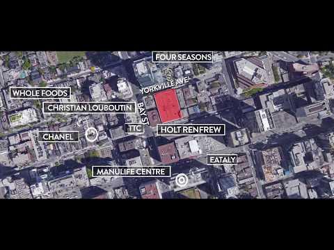 The Residences of 33 Yorkville Teaser Video