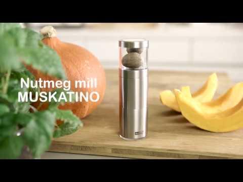 Nutmeg mill MUSKATINO by AdHoc, PM87
