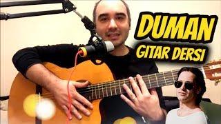ÇOK DETAYLI DERS! / Duman - Belki Alışman Lazım (Gitar Dersi)