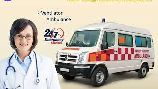 Superior Ambulance Service in Saguna More and Rajendra Nagar Patna