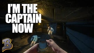 I Am The Captain of This Ship! Blackwake With Friends Ep 1