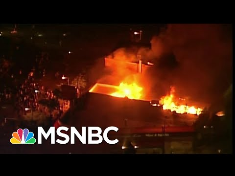 Eddie Glaude On Minneapolis protest: 'This Is Breaking My Heart' | The 11th Hour | MSNBC