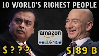 Top 10 Billionaires People In The World 2020