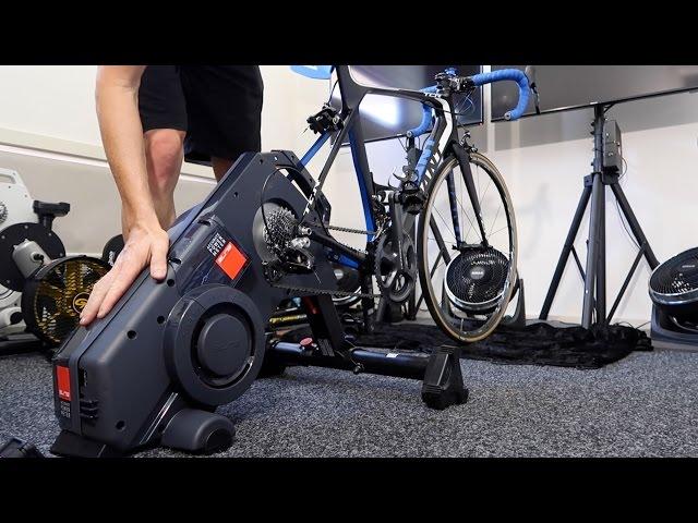 Видео Велотренажер Elite Kura