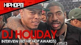 """DJ Holiday Talks """"Flexin"""" Featuring Meek Mill, Future & T.I., Working With Streetz 94."""