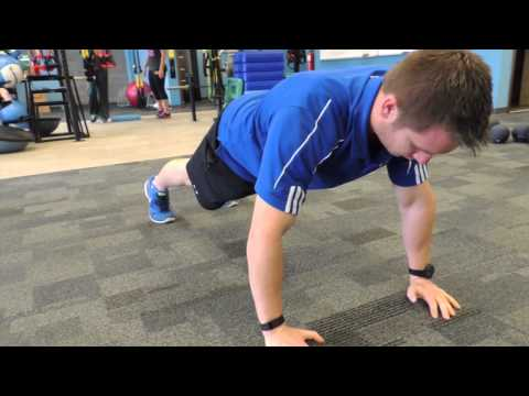 Lateral Hand Walk