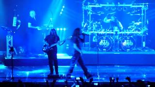 Dream Theater - Afterlife (Ray Just Arena, Moscow, Russia, 03.07.2015)