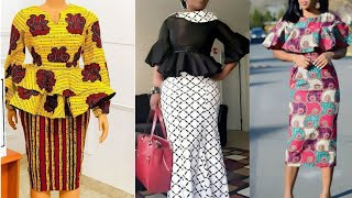 Latest Stylish & Fascinating Ankara Styles African Fashion Trends 2020 Ankara Collections For Ladies