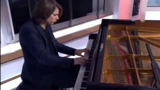 David Fray Mélodie Hongroise de Schubert