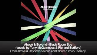 Above & Beyond - Black Room Boy (vocals by Tony McGuinness and Richard Bedford)