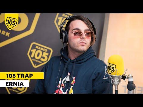 """Ernia a 105 Trap: """"La gente cerca la verità nelle canzoni, ma non esiste"""""""