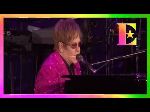 Elton John - Crocodile Rock (Live at Queen's Diamond Jubilee)