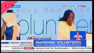 Kenya Red Cross Society honors volunteers in its Fifth Kenya Red Cross Volunteer Awards