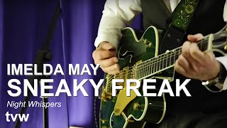 Imelda May - Sneaky Freak | Live Cover by Night Whispers at 'tvwales MUSIC NIGHTS'