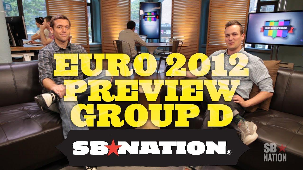 Euro 2012 Preview: Group D thumbnail