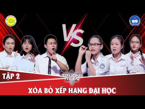 Trường Teen 2020 Tập 2 | THPT chuyên Lào Cai - Lào Cai vs THPT Lê Trung Kiên - Phú Yên. (VTV7)