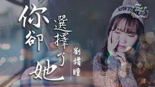劉增瞳 - 你卻選擇了她『你和我的所有都有一個她。』【動態歌詞Lyrics】