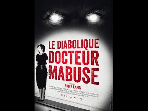 LE DIABOLIQUE DOCTEUR MABUSE de FRITZ LANG - bande-annonce