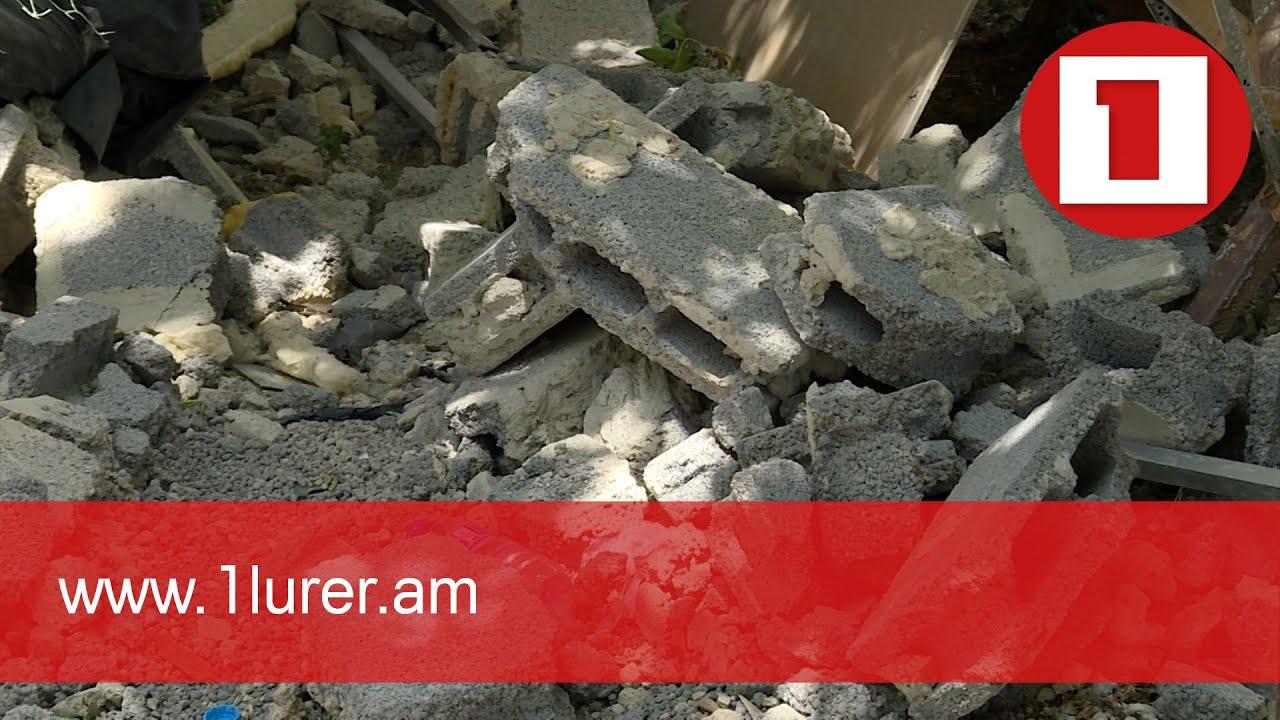 Գիշերը կառուցածն առավոտյան քանդեցին. ապօրինի շինությունների դեմ պայքարն ակտիվացել է