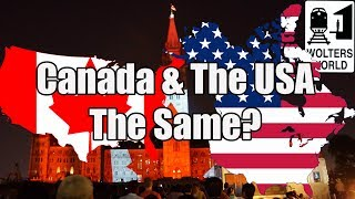 10 Ways That Canada & The USA Are The Same Country