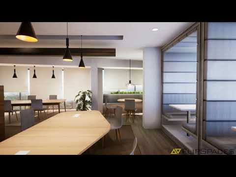 Flipspaces presents Regus Office |Co-Working Space | Design & Build.