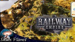 ТОНКОСТИ ПОСТРОЕНИЯ ОГРОМНЫХ ЖД СИСТЕМ в ► Railway Empire   Гайд (ПОСТРОЕНИЕ СЛОЖНЫХ СИСТЕМ #2)
