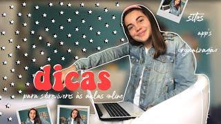 Dicas, app's e sites para sobreviveres às AULAS ONLINE! 📚🤓 | Criativa Com Pinta