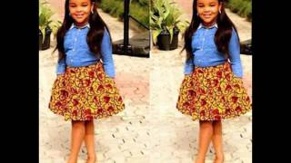Ankara Styles For Children - Top 30 Kids Styles Your Children Can Rock Now