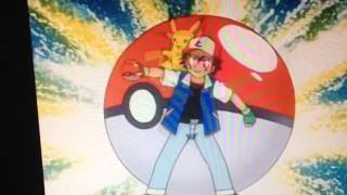 Pokemon: Ash Imitates Team Rocket's Motto Johto