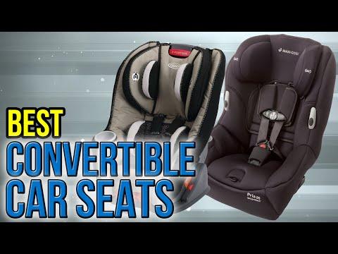 10 Best Convertible Car Seats 2017