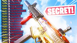 the M4A1 SMG in WARZONE... TRY THIS! (BEST CLASS SETUP)