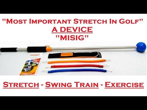 MISIG-golf stretch- instructional video