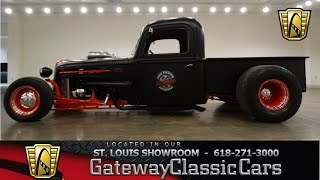 1947 Ford Hot Rod Pickup - Gateway Classic Cars St. Louis - #6776