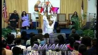 """Dunamis Praise Dancers - Kurt Carr - """"Let Our God Arise"""""""