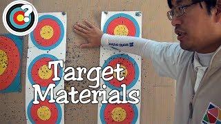 Archery | Target Materials