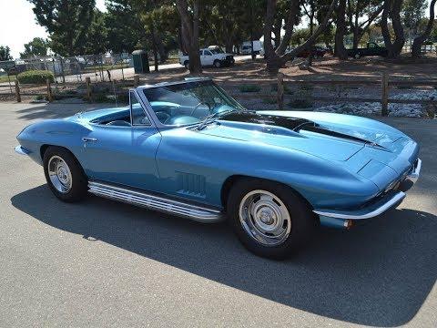 Video of Classic 1967 Chevrolet Corvette - MQNE