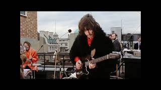 """Beatles sound making """" Dig A Pony """" full ver. of the Lead guitar"""