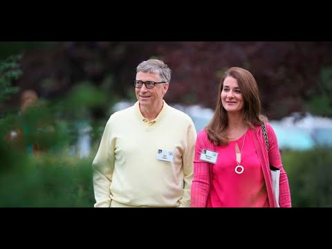 Bill Gates announces divorce from wife Melinda